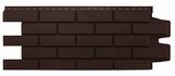 Фасадная панель Grand Line Клинкерный кирпич Стандарт Коричневый (968х390мм)