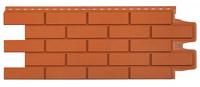 Фасадная панель Grand Line Клинкерный кирпич Стандарт Терракотовый (968х390мм)
