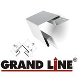 Наружный угол Grand Line Белый (длина-3м)