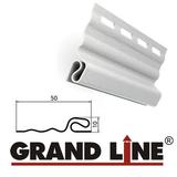 Стартовая планка Grand Line Белая (длина-3м)