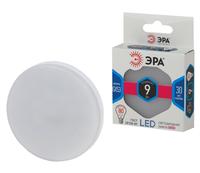 Светодиодная (LED) лампа GX53 Таблетка 9Вт 4000К Белый свет Эра LED GX-9W-840-GX53