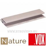 Н-профиль Vox Nature Дуб Серый (длина-3,05м)
