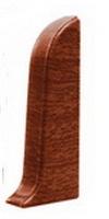 Заглушка правая 55мм Идеал Комфорт в цвет плинтуса (57цветов)