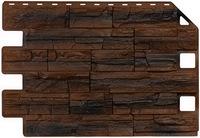 Фасадная панель Royal Stone Скалистый камень Калгари арт. 319 (905х620мм)