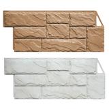 """Фасадные панели FineBer, коллекция """"Камень крупный"""""""