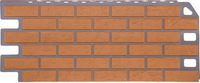 Фасадная панель FineBer Кирпич Бежевый (1137х470мм)