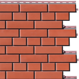 Фасадные панели серии Кирпич 1840х215мм