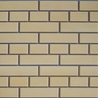 """Фасадная панель Доломит """"Кирпич"""" Светло-желтый (1850х210мм)"""