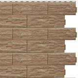 Фасадные панели Кубанский песчаник 2000х220мм