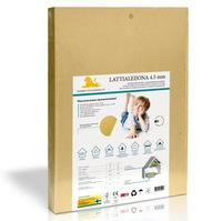 Хвойная подложка влагостойкая 4,5 мм Lattialeijona (Латтильона)