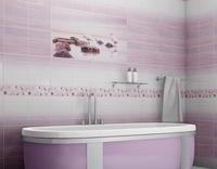 Панель ПВХ Unique 2,7х0,25м Мелиса Фламинго