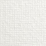 Ламинированная панель ПВХ 2,7х0,25м Мозаика белая