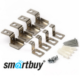 Комплект накладных подвесов SBL-Fixing-Nak для ультратонкой светодиодной панели Smartbuy SBL-P-40W