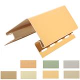 Наружный угол Vox Цветной - 7 цветов под цвет сайдинга (длина-3,05м)