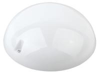 Светильник IP54 под лампу с цоколем Е27 Эра НБП 06-60-002 настенно-потолочный 220х220х105мм