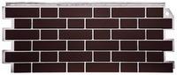 Фасадная панель FineBer Кирпич облицовочный Britt Коричневый (1130х463мм)