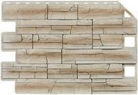 Фасадная панель Royal Stone Скалистый камень Оттава арт. 313 (905х620мм)