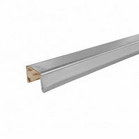 П-профиль Албес Суперхром для реечного потолка, длина 4 метра