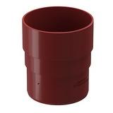 Муфта трубы соединительная Docke Premium Красная (Гранат)