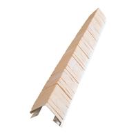 Наружный фактурный угол Доломит Скалистый Риф Премиум Терракот (длина-1м)