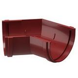 Угол желоба 135° Docke Premium Красный (Гранат)