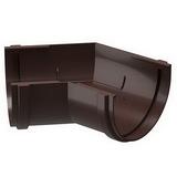 Угол желоба 135° Docke Premium Коричневый (Шоколад)