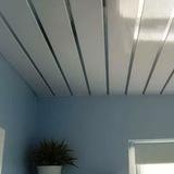 Потолочные панели ПВХ пластиковые под реечный потолок