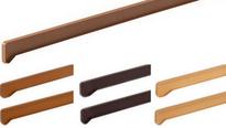 Комплектующие (заглушки и стыки) к подоконникам ПВХ MOELLER LDS-30