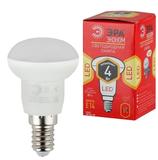 Светодиодная (ECO LED) лампа Е14 R39 Рефлектор 4Вт 300Лм 2700К Теплый свет Эра ECO LED R39-4W-827-E14 Матовая колба