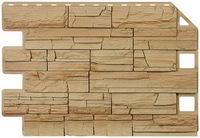 Фасадная панель Royal Stone Скалистый камень Ричмонд арт. 318 (905х620мм)