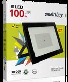 Прожектор светодиодный IP65 100Вт 4100К Белый свет 280х200х35мм FL SMD Smartbuy-100W/4100K/IP65 (SBL-FLSMD-100-41K)