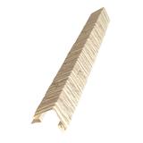Наружный фактурный угол Доломит Скалистый Риф Люкс Карамель (длина-1м)