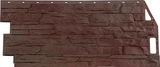 Фасадная панель FineBer Скала Желто-коричневый (1094х459мм)