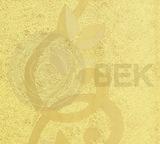 Ламинированная панель ПВХ Век 2,7х0,25м Шелкография золотая