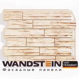 Фасадная панель Holzplast Wandstein Скол Светло-бежевый (795х595мм)