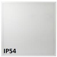 Светильник Армстронг IP54 светодиодный Эра SPL-9-40-4K (W) 40вт 3200 Лм 4000К Белый свет Акрил 595х595х8,5мм без LED-драйвера (Корпус Белый)