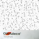 Потолок типа Армстронг с плитой ОВА Таурус (OWAdeco Taurus) 600х600х12