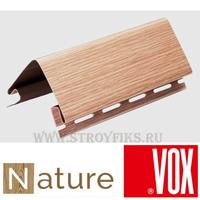 Наружный угол Vox Nature Сосна (длина-3,05м)
