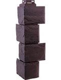 Угол наружный FineBer Камень природный Коричневый