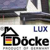 Водосточная система Docke Lux (140мм/100мм)