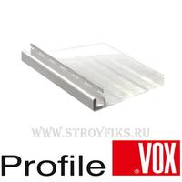 J-фаска 250мм Vox (Вокс) Айдахо Белая (длина-3,05м)