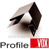 Наружный угол Vox (Вокс) Айдахо Коричневый (длина-3,05м)