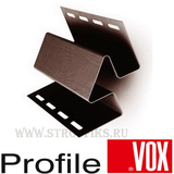Внутренний угол Vox (Вокс) Айдахо Коричневый (длина-3,05м)