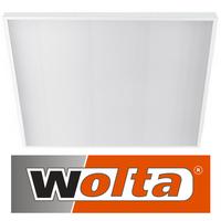 Светильник светодиодный Армстронг Wolta универсальный 595х595х19мм Призма 36вт 4000К Белый свет с Эпра