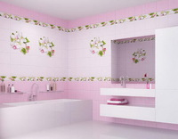 Панель ПВХ Unique 2,7х0,25м Яблоневый цвет розовый