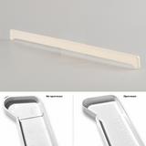 Заглушка ПВХ Белая (оригинал) к подоконнику Moeller LDS-30 (длина-46см)