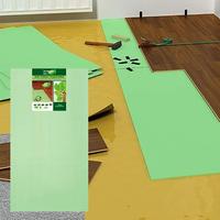 Листовая подложка 3мм SOLID / Зеленый лист из экструдированного пенополистирола под ламинат и паркетную доску (упаковка-5м2)