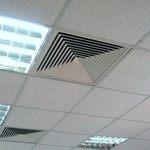 Решетки вентиляции к потолкам Армстронг