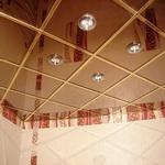 Зеркальные потолки Бронза